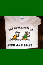 Dino and Spike T-shirt